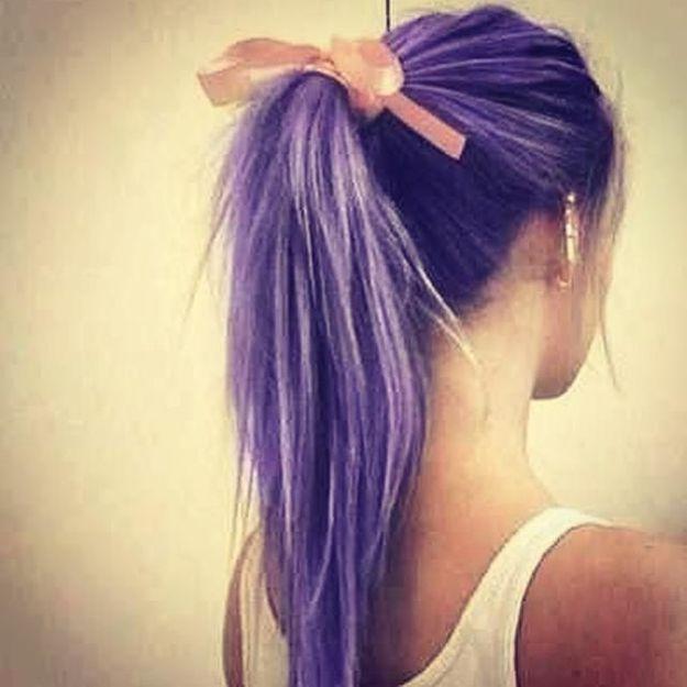 Hashtag beauté de la semaine : #ponytail