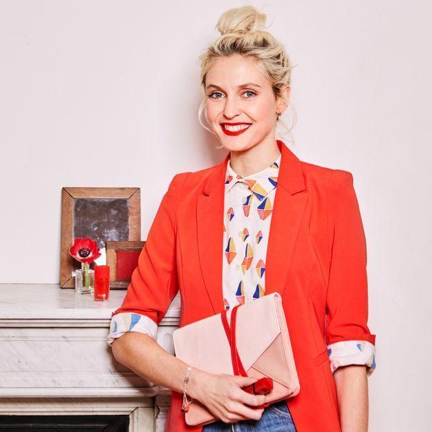 Elise Chalmin x Bourjois : « Pour créer les motifs, je me suis inspirée de la forme des vernis»