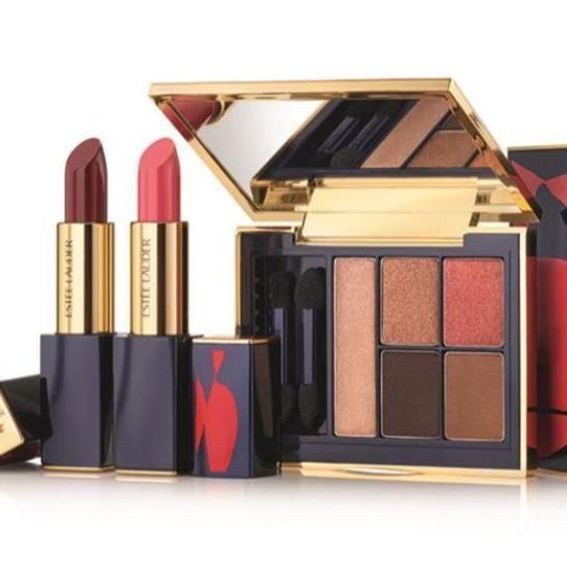 #ELLEBeautyCrush : la ligne de make up Poppy Sauvage Estée Lauder by Violette