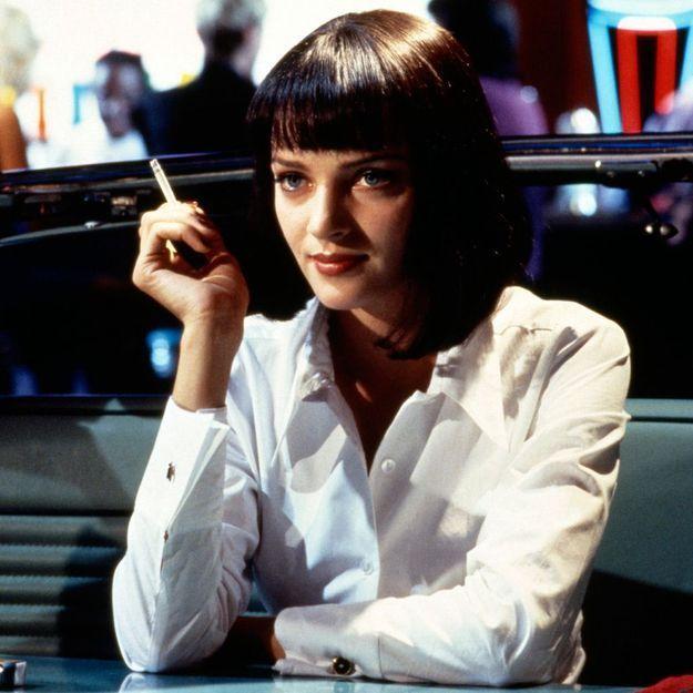 Et si on se maquillait comme Uma Thurman dans Pulp Fiction ?