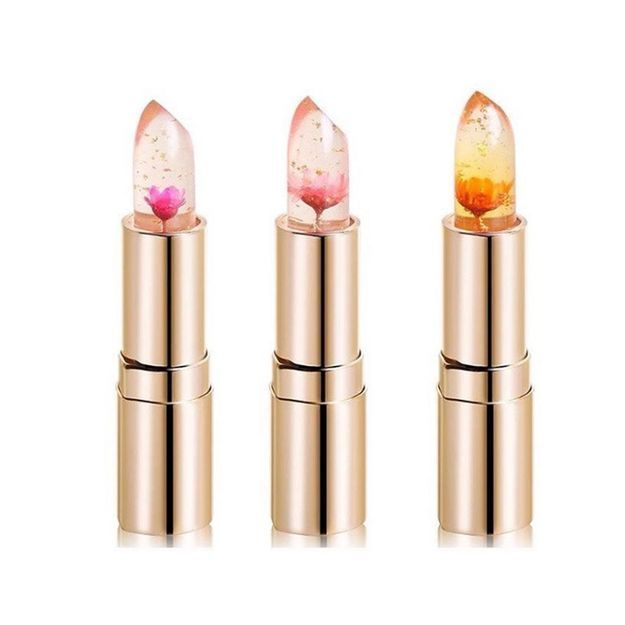 Jelly Lipsticks : ces rouges à lèvres fleuris qu'on adore !