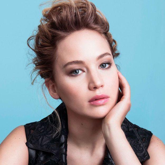 Jennifer Lawrence devient le nouveau visage du make-up Dior Addict