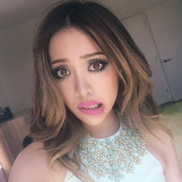 Michelle Phan, la star des youtubeuses beauté bientôt ruinée ?