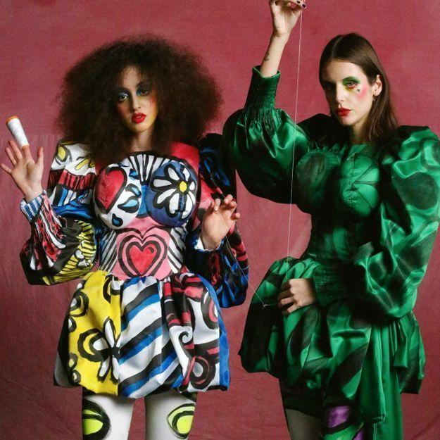 Le message caché derrière le défilé Haute Couture de Charles de Vilmorin