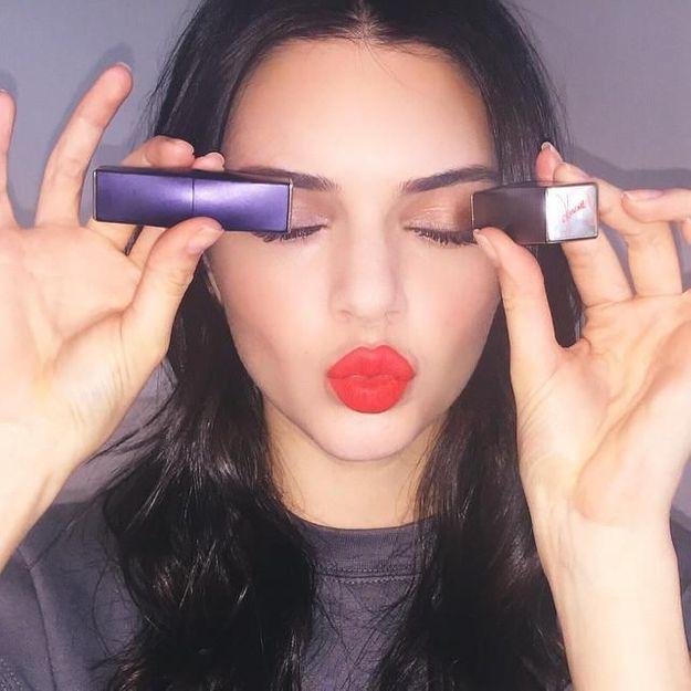 Premier rendez-vous : votre rouge à lèvres peut vous trahir