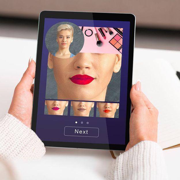 Réalité augmentée, filtres : comment la beauté mise sur le digital en pandémie