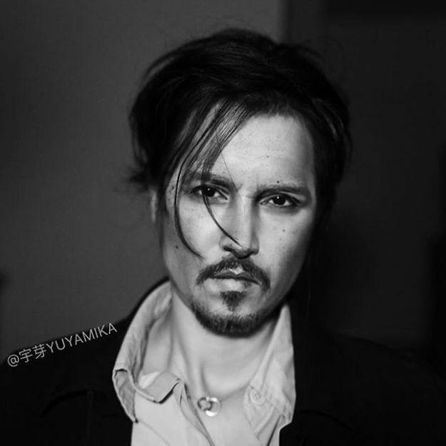 Vous pensez que c'est Johnny Depp ?