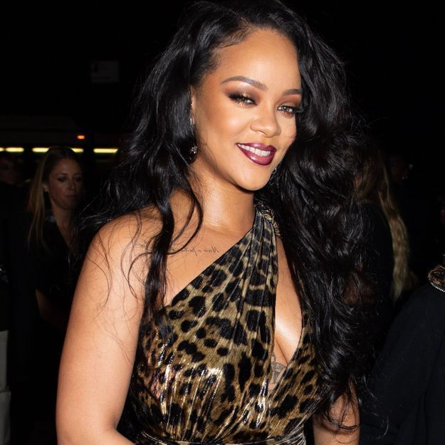 Comme Rihanna, on succombe à la manucure flammes