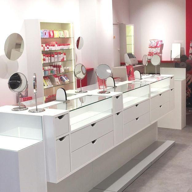 #ELLEBeautySpot : la première boutique Mavala