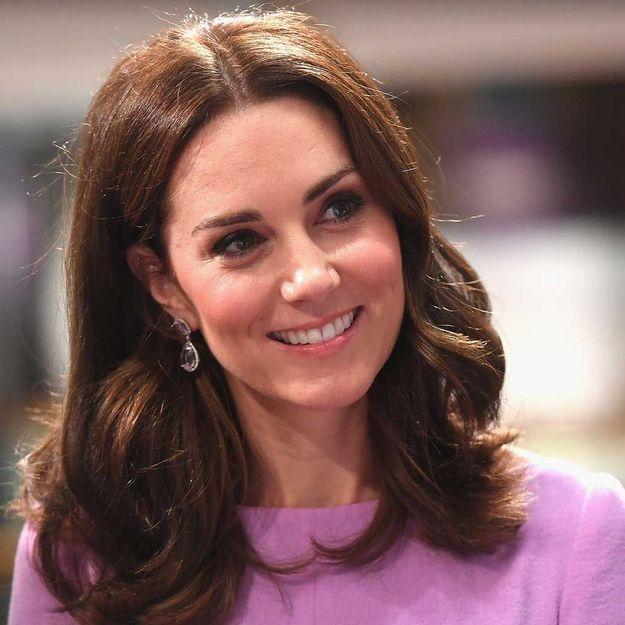 Voici pourquoi Kate Middleton ne porte jamais de vernis en public