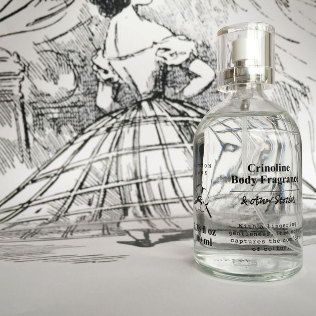 ELLEBeautyCrush : le parfum Crinoline d'& Other Stories