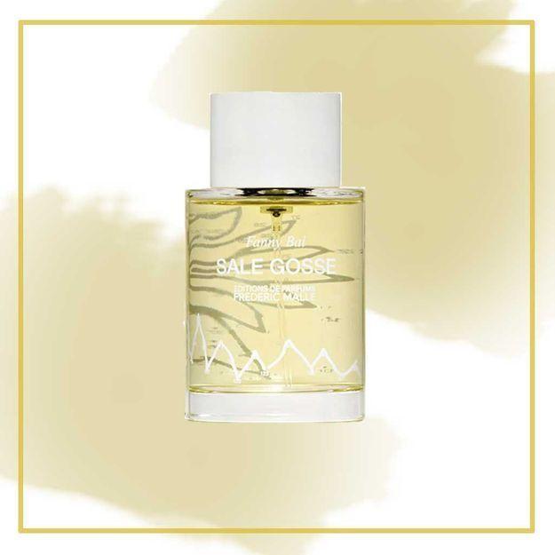 #ELLEBeautyCrush : le parfum d'enfant de Fanny Bal pour Frédéric Malle