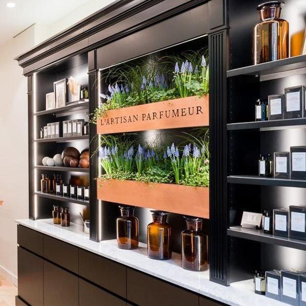 #ELLEBeautySpot : la nouvelle boutique de l'Artisan Parfumeur à St Germain des Près