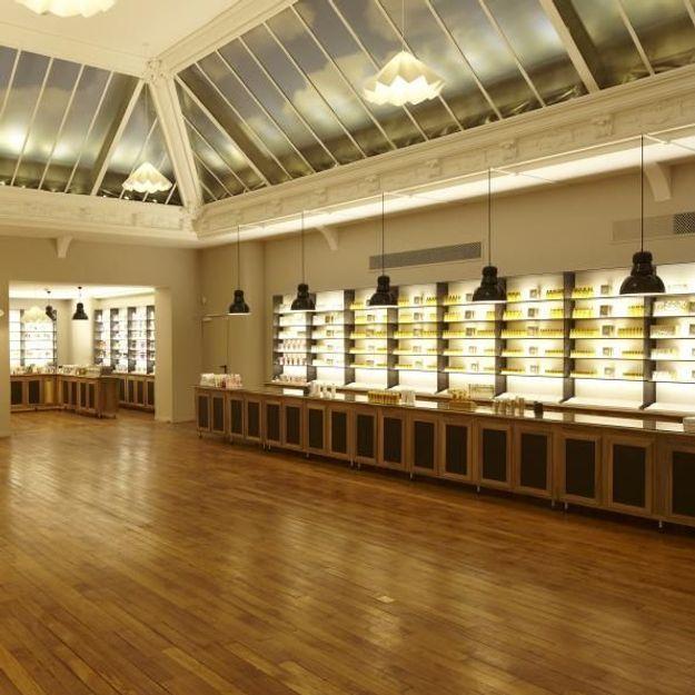 #ELLEBeautySpot : le nouveau Musée du parfum de Fragonard