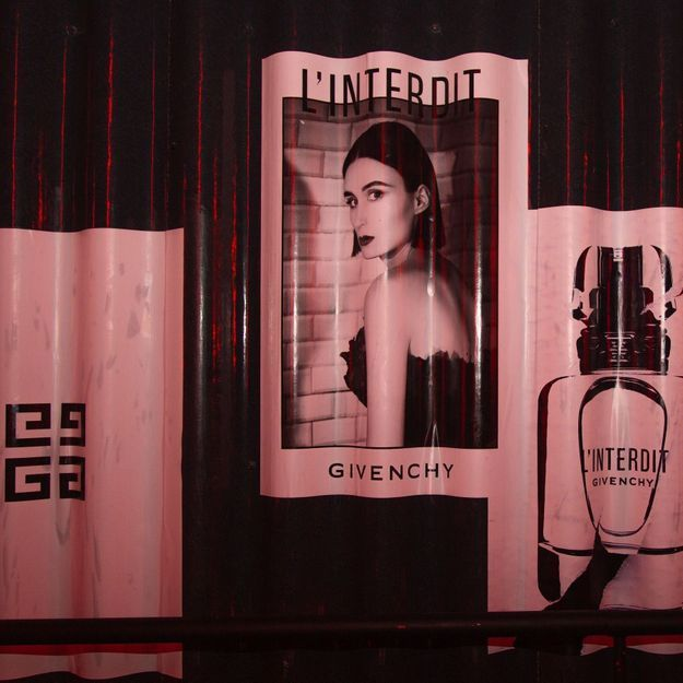 #ELLEyétait… à la #ForbiddenParty de Givenchy Beauté