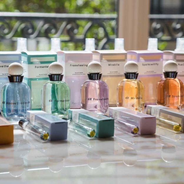 Exclu : H&M dévoile une collection de 25 parfums qui va vous surprendre !