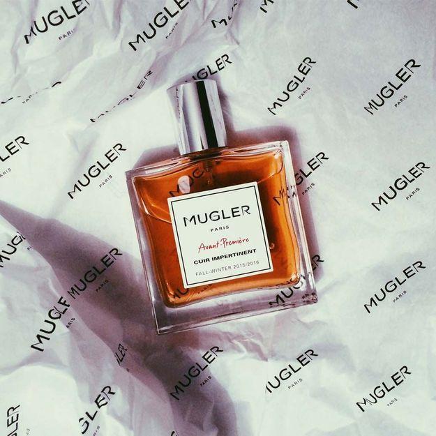 Gagnez un parfum Mugler exclusif