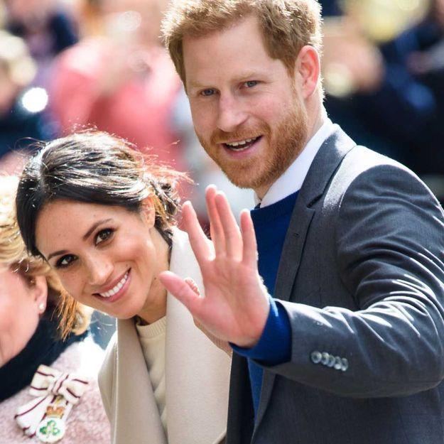 Le mariage de Meghan et Harry aura une odeur très particulière !