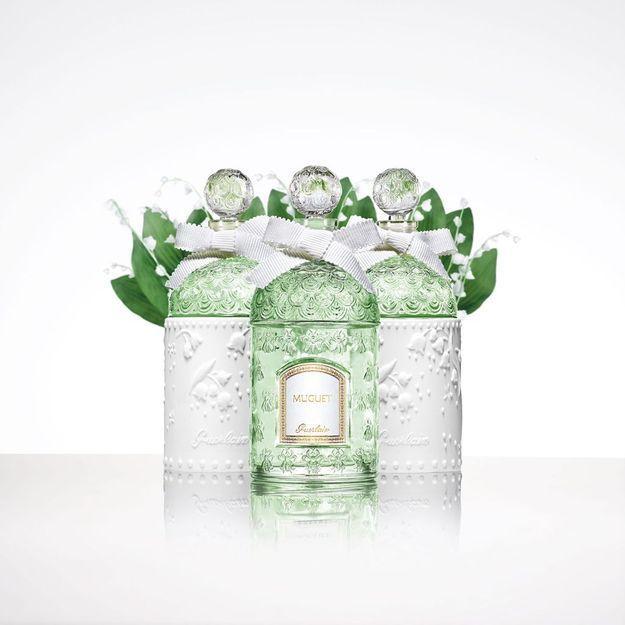 Parfum précieux : le Muguet refleurit chez Guerlain