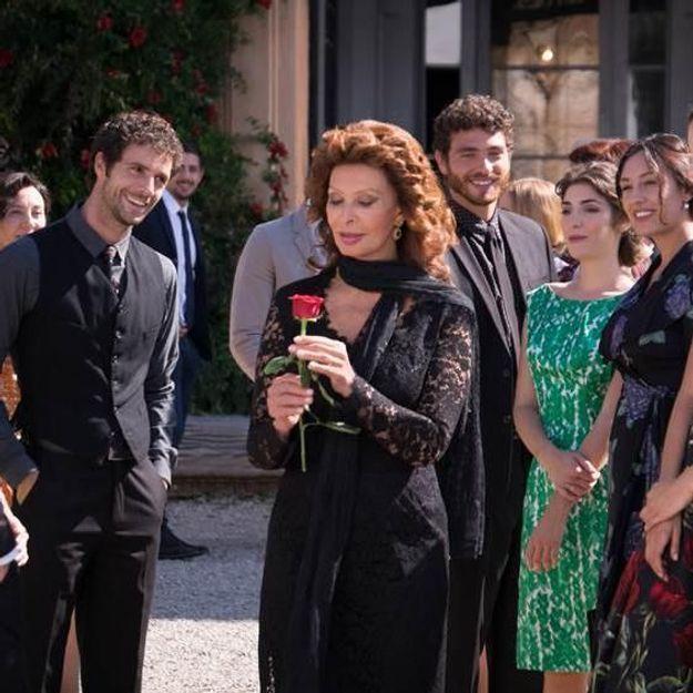#PrêtàLiker : Sophia Loren incarne la mamma italienne pour Dolce & Gabbana