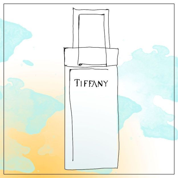 Tiffany&Co poursuit son aventure dans la parfumerie