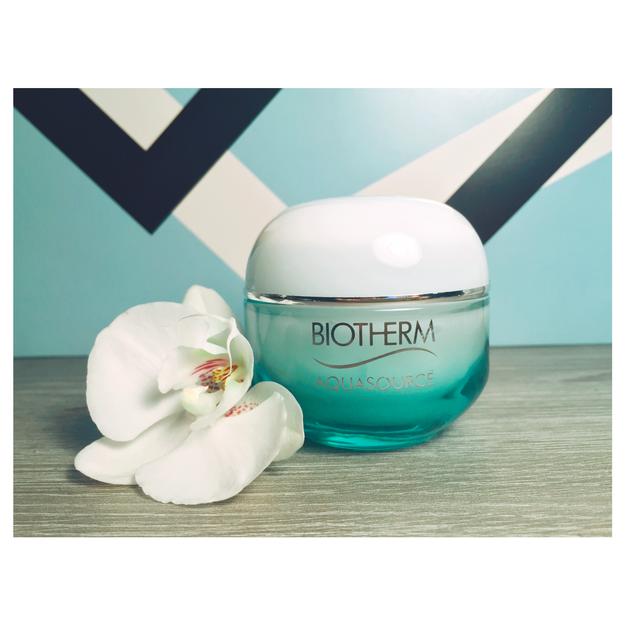 #ELLEBeautyCrush : l'Aquasource Gel-Crème de Biotherm