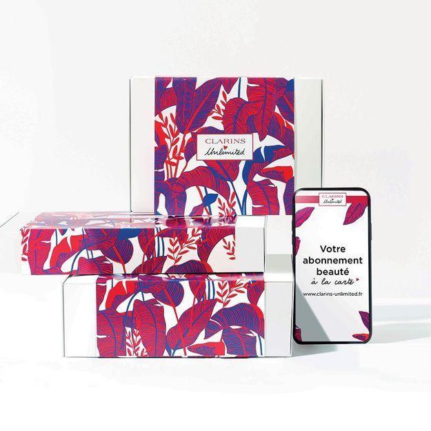 Clarins lance un abonnement beauté à la carte et éco-friendly