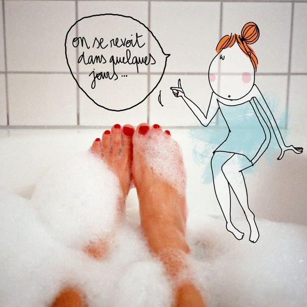 Cleansing reduction : et si on arrêtait de se doucher tous les jours ?