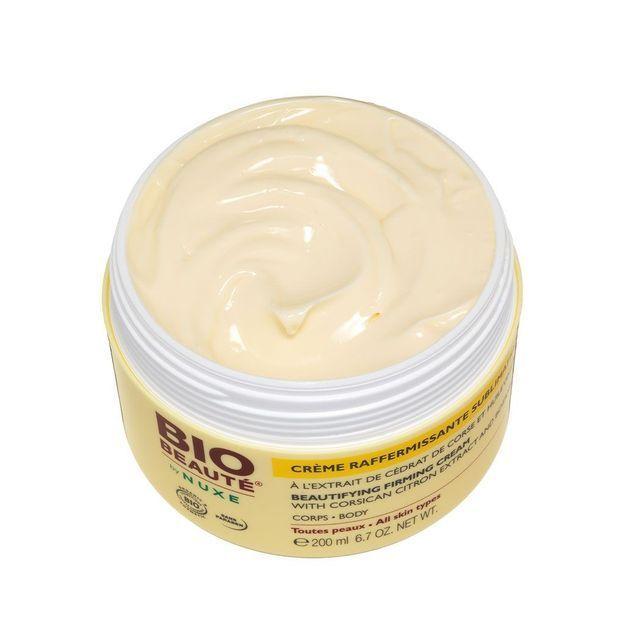 #ELLEBeautyCrush : la crème fermeté pour le corps de Bio Beauté by Nuxe