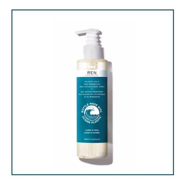 #ELLEBeautyCrush : le gel douche Energisant aux Algues de l'Atlantique Ren Skincare