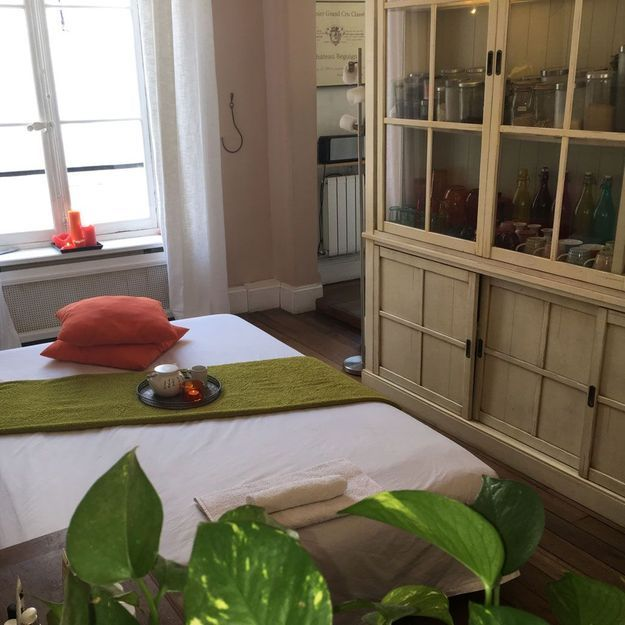 #ELLEBeautySpot : l'appartement-institut de Marielle Alix