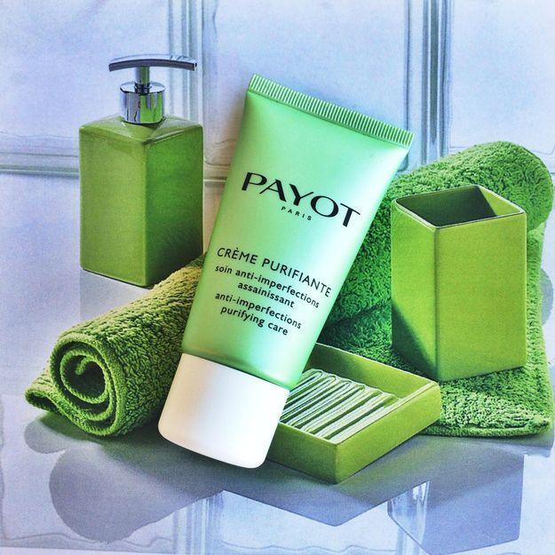 On aime : la Crème Purifiante Payot