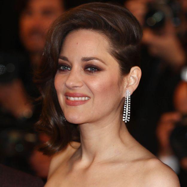 Le look du jour de Cannes : Marion Cotillard en Dior
