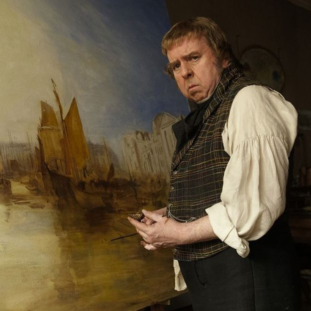 « Mr. Turner », de Mike Leigh