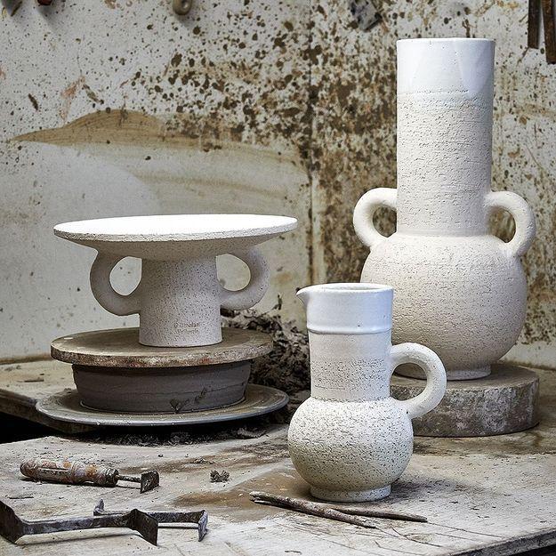 #ELLEDecocrush : coup de cœur pour les poteries 50's alinea x Vallauris Golfe-Juan