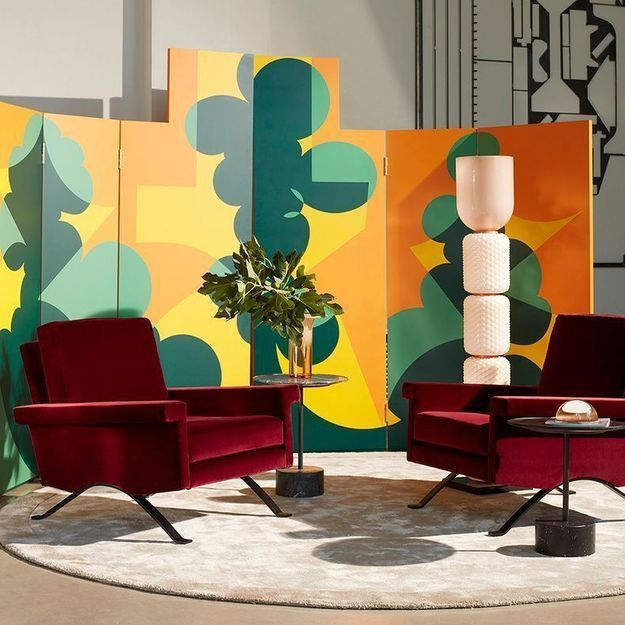 #ELLEDécoCrush : le peintre Giacomo Balla réinventé par Cassina