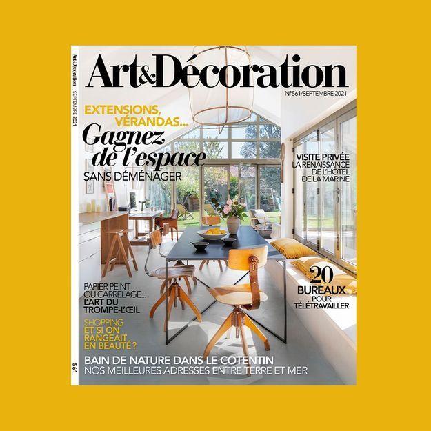 Il était une fois… nos maisons, le nouveau numéro d'Art & Décoration