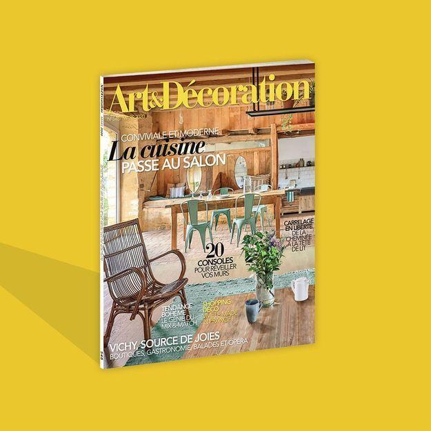 Le made in France a tout bon dans le nouveau numéro d'Art & Décoration