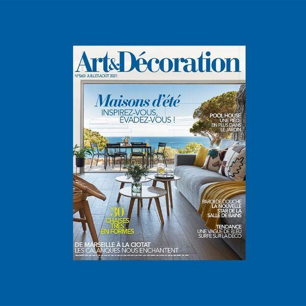 Universelle culture dans le nouveau numéro d'Art & Décoration