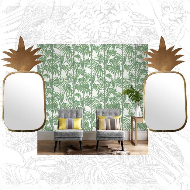 3 ambiances pour un style tropical assumé !