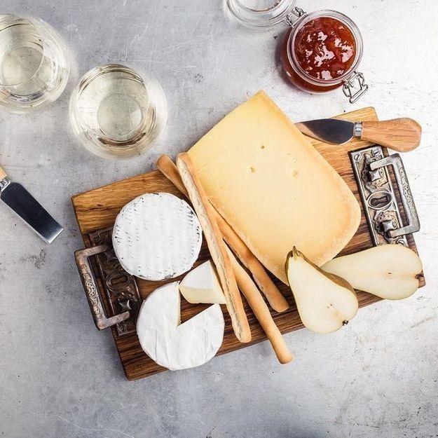 Que boire avec des fromages à pâte molle ?