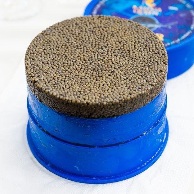 Que boire avec du caviar ?