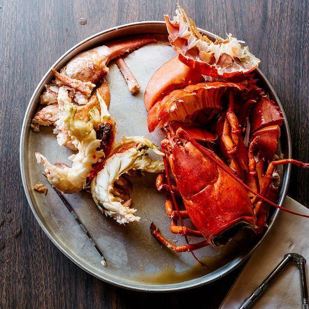 Que boire avec du homard ?