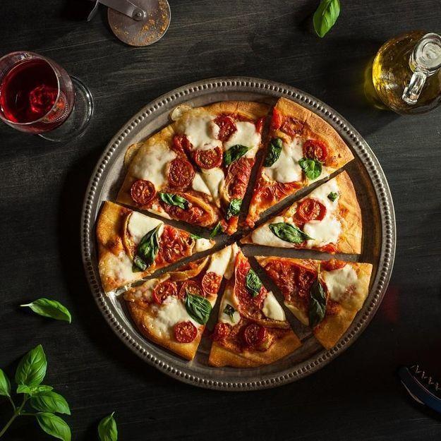 Que boire avec une pizza ?
