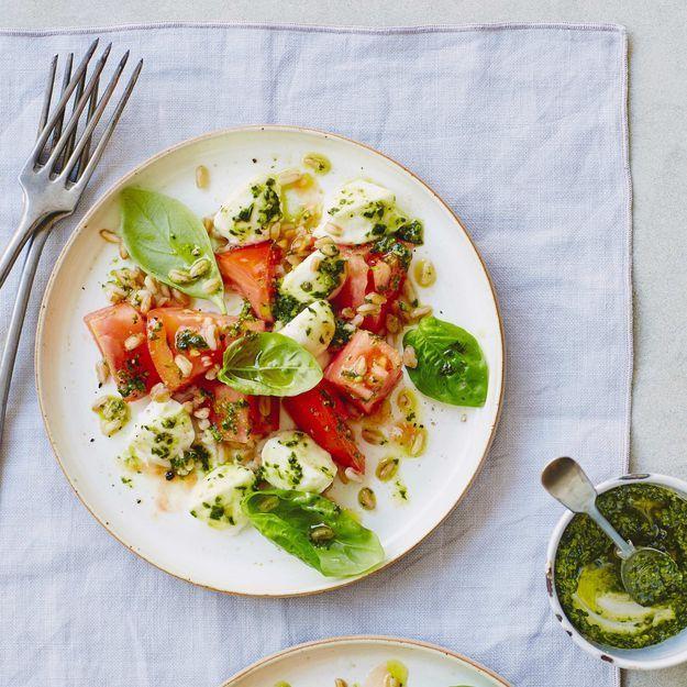 6 idées pour pimper sa salade d'été