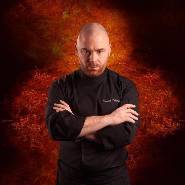 3 questions à Arnaud Tabarec, chef de Hell's kitchen