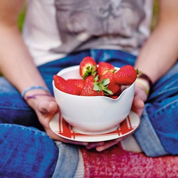 Les aliments santé pour se soigner l'été