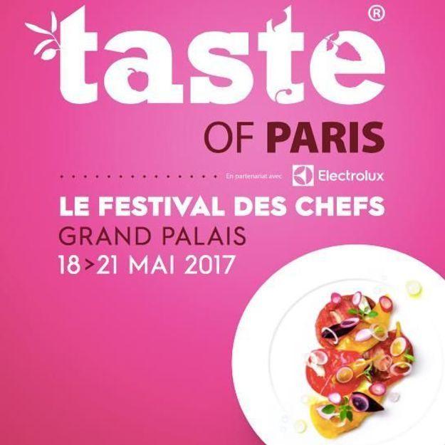 Amateur de gastronomie ? Venez découvrir le festival « Taste of Paris »