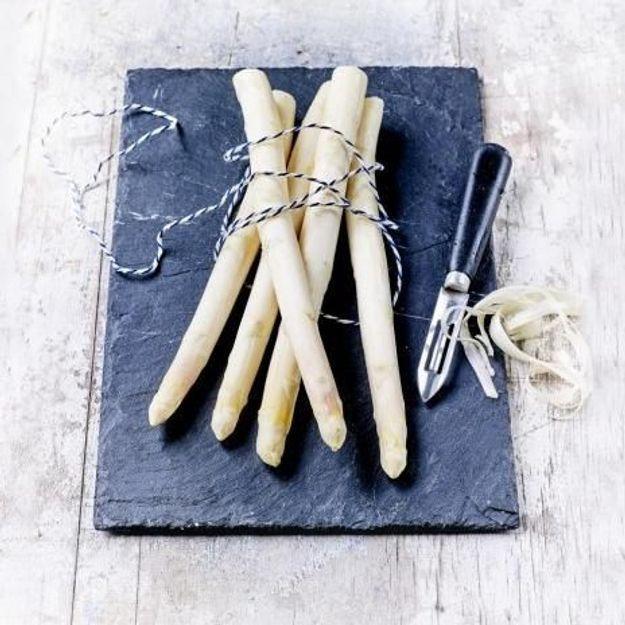 L'asperge blanche, un produit qui fait le printemps