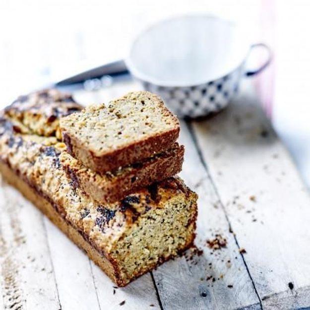 Le bread cake, le gâteau santé du petit-déjeuner